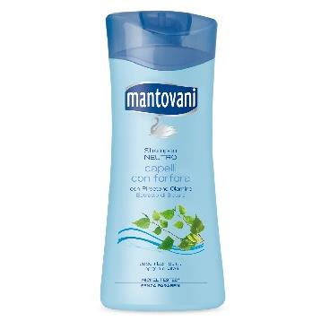 MANTOVANI SHAMPOO 400 ML. ANTI-FORFORA