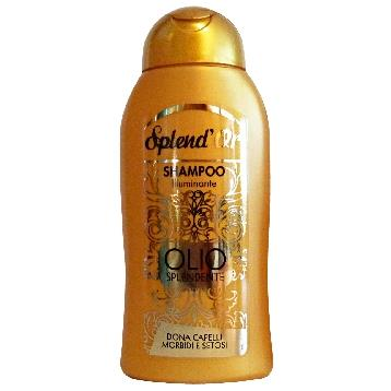 SPLEND'OR SHAMPOO 300 ML. OLIO SPLENDENTE ILLUMINANTE