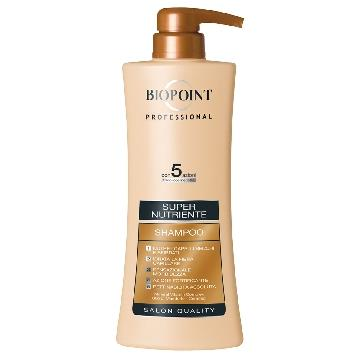 BIOPOINT SHAMPOO 400 ML. SUPERNUTRIENTE              PV04517