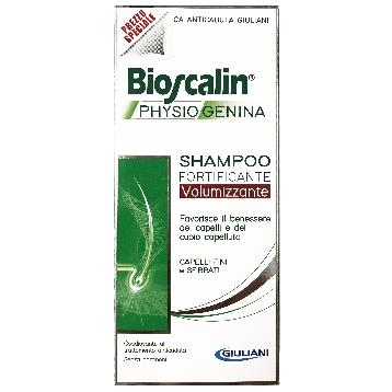 BIOSCALIN SHAMPOO 200 ML. PHYSIOGENINA FORT. VOLUMIZZANTE