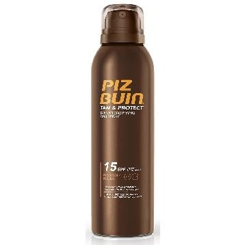 PIZ BUIN SOLARE 150 ML. FP15 SPRAY  TAN & PROTECT