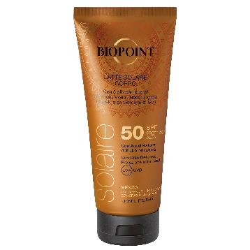 BIOPOINT SOLARE 200 ML. FP50 LATTE