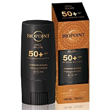BIOPOINT SOLARE   9 ML. VISO / CICATRICI / TATTOO STICK FP50