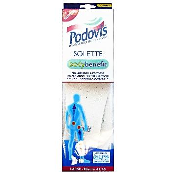 SOLETTE  BODY BENEFIT LARGE 41 / 45 PODOVIS