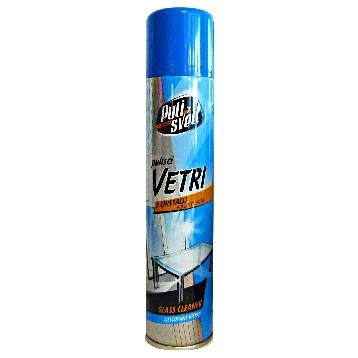 PULISVELT VETRI / CRISTALLI SPRAY 300 ML.