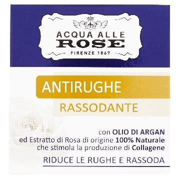 ACQUA ALLE ROSE ROBERT'S VISO  ANTIRUGHE CREMA 50 ML.