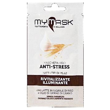 MY MASK VISO MASCHERA MONODOSE  ANTI-STRESS
