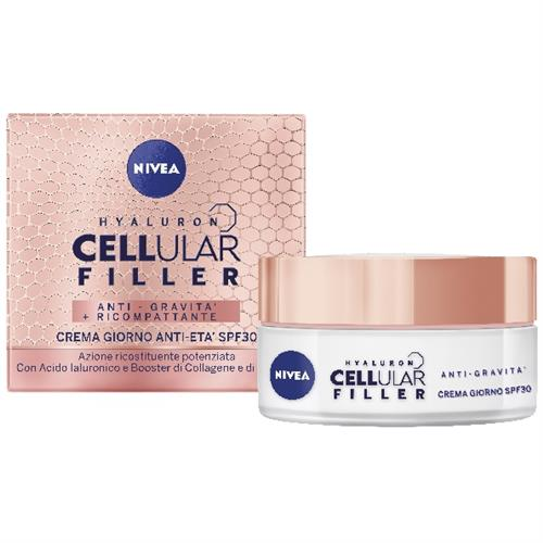 NIVEA VISO CELLULAR FILLER ANTI-GRAVITA' CREMA 50 ML.  GIORN