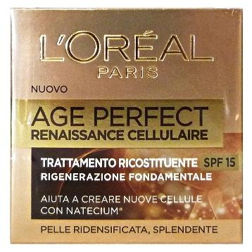 L'OREAL VISO AGE PERFECT RENAISS. CELL. CREMA 50 ML.  GIORNO