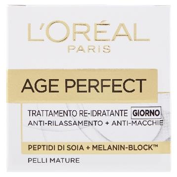 L'OREAL VISO AGE PERFECT CREMA 50 ML.  GIORNO